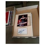 CELEBRITY SIGNED PHOTOS MOST WITH COA