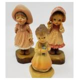 Three little girl Anris