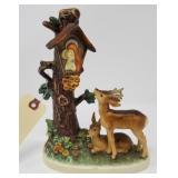 Madonna and child deer Hummel