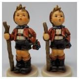 Pair of hiking boy hummels