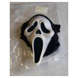 Ghost face mask/signed Henry Winkler