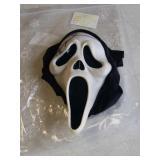 Ghost face mask/signed Henry Winkler