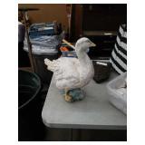Composite goose