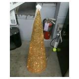 Box of christmas tree it works!
