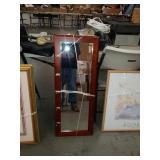 Bundle of mirror coat hanger and picture