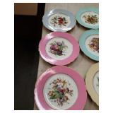 Box of fruit plates