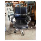 Ebony office chair