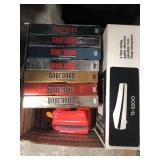Box of Sopranos complete seasons 2-6, Texas