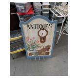 Antiques for sale coat rack