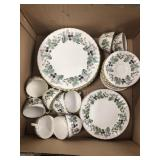 Royal Worcester China dishes