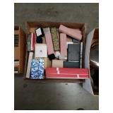 Box of jewelry boxes