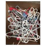 Box of hangers