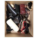 Box of sunglasses