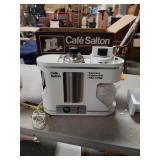 Cafe Salton Espresso, cappuccino filter coffee