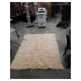 5 by 6 shaggy rug