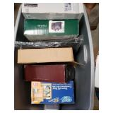 Box  in contence  misc items