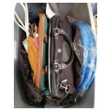 Large tub whith bags