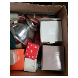 Box of crystal  pcs c mikasa