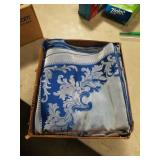 Box of table linen