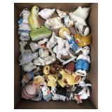 Box of knickknacks