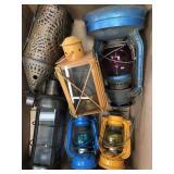 Box of lanterns