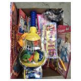 Boxnof misc toys, Barbie clothes