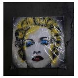 Madonna handbag new in plastic