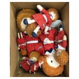 Box of Annie dolls