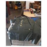 Pr of  Army uniforms