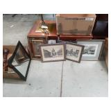 Box of art and mirrors