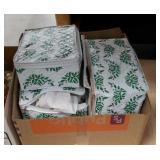 Box of royal majestic china