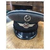 German military hat