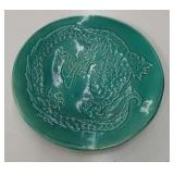 Green dragon dish
