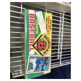 1989 Bowman baseball cards complete set