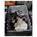 Tub of bags and handbags