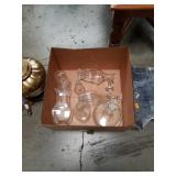 Box of decanters
