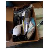 Box of kids items