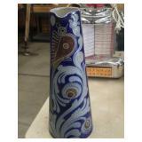 Antique pottery pitcher