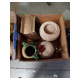 Box of vases