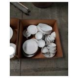 Box 1 of dishes