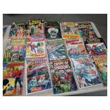 Box of 15 vintage comic books/20 cents, 15 c