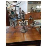 1900s Reed and Barton candelabra