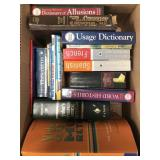 Box of dictionary