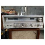 Pioneer stereo receiver model SX - 780