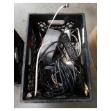 Crate of wires