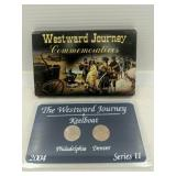 Westward Journey Keelboat commemorative coins set