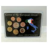 Coins of the European Union set