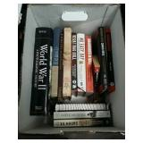 Box of War Books