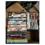 Box of 28 DVD movies