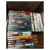 Lot of 27 DVD movies